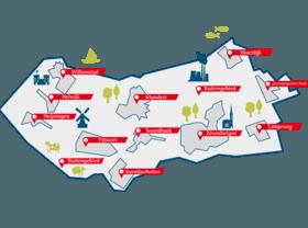 Organisaties & bedrijven die meedoen